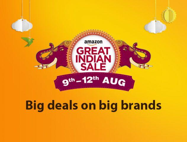 The Amazon Great Indian Sale @TheRoyaleIndia