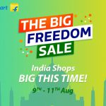 Flipkart: Time to Rejoice the Freedom Sale!