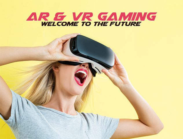 AR and VR Gaming @TheRoyaleIndia
