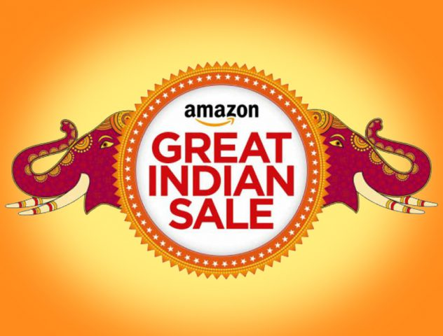 Amazon's Great Indian Festival Sale September 2017 | The Royale