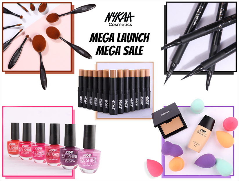 Nykaa Launches Five Avant-Garde Makeup Products to Give Your Boudoir a Boost