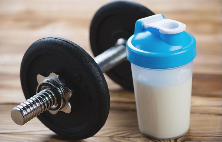 protein shake @TheRoyaleIndia