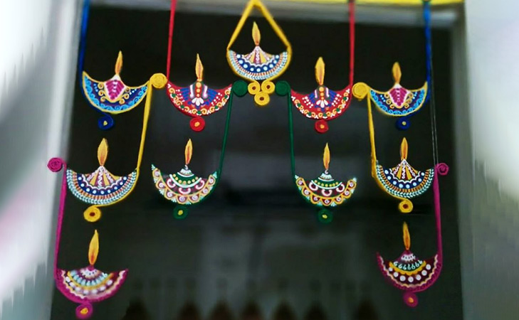 25 Magnificent Diwali Decoration Ideas The Royale