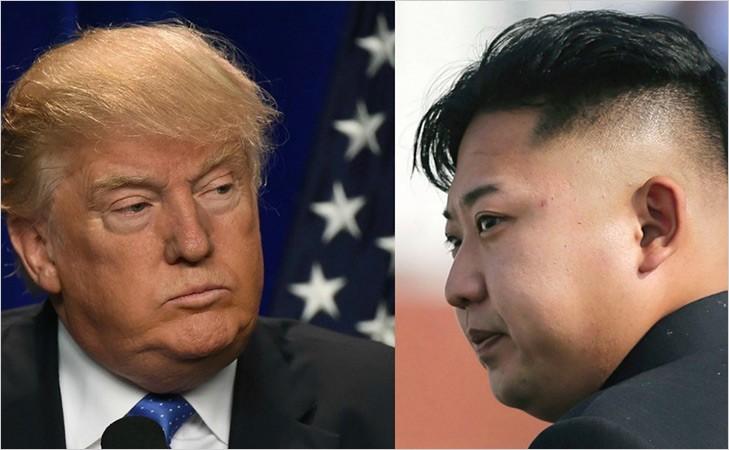 KimJongDonaldTrump
