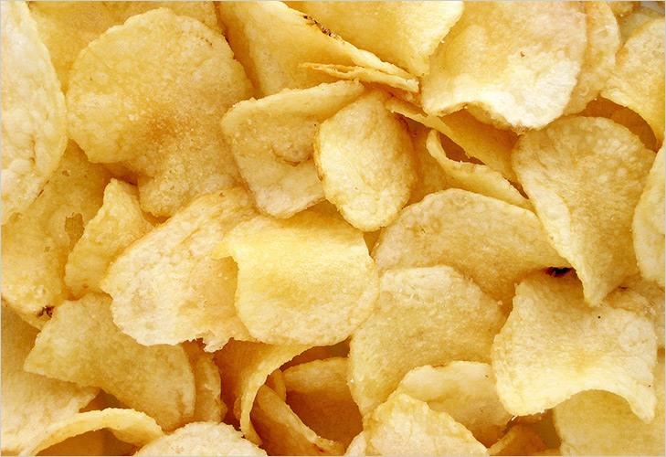 potao chips