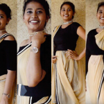 The Glam Way of Draping a Saree